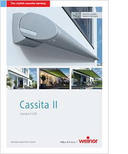 Cassita II  technical folder brochure