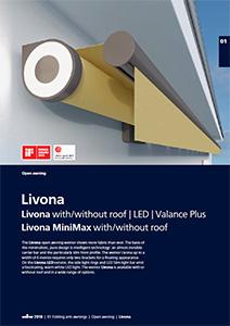 Livona technical folder