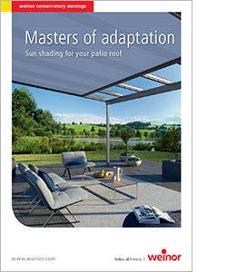 Masters of Adaption brochure