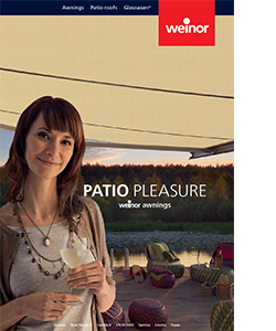 Weinor Patio Pleasure