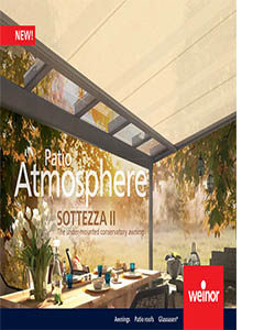 Patio Atmosphere brochure