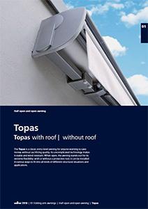 Topas Technical folder