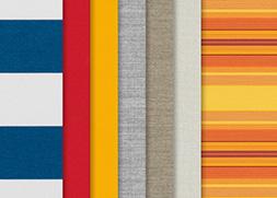 weinor fabric ranges