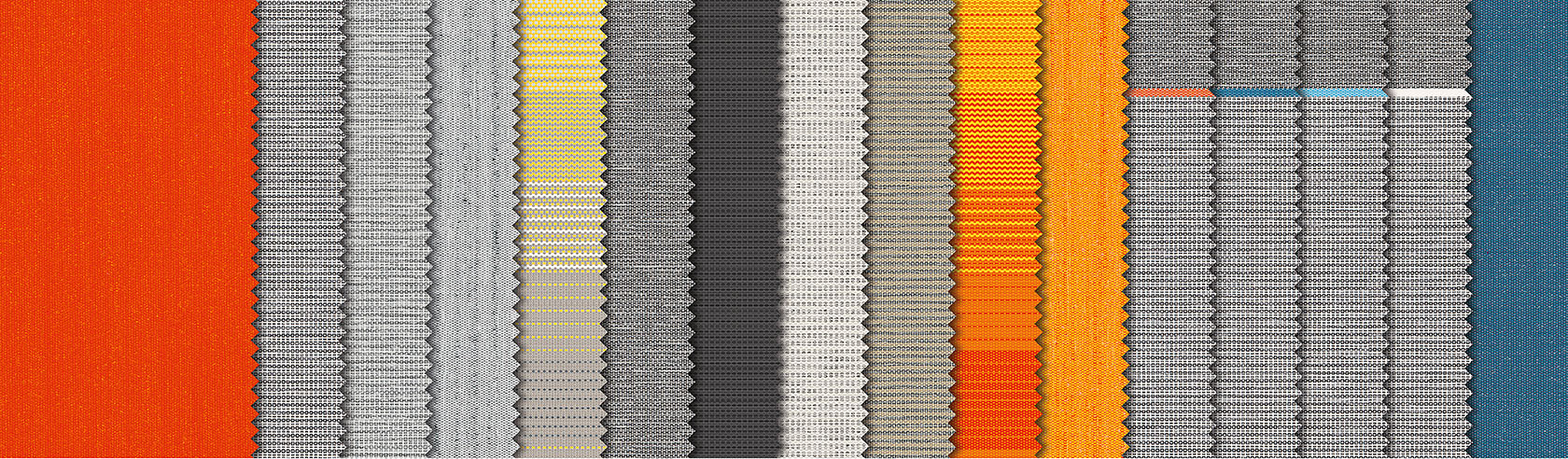 Weinor award winning awning fabric
