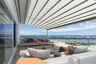 pergotex patio roof