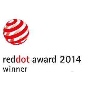 reddot award winner 2014.fw