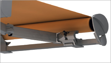 awning wind lock