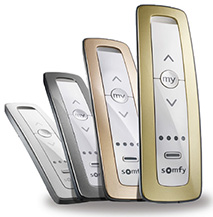 somfy Situo remotes