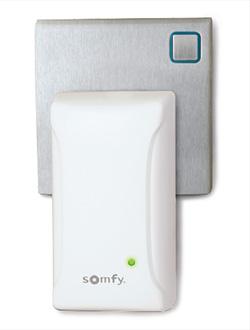 somfy control plug