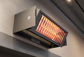 tempura quadra patio heater