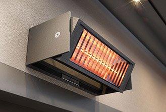 tempura quadra patio heater