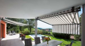Topas open awning