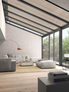 conservatory awning WGM Top